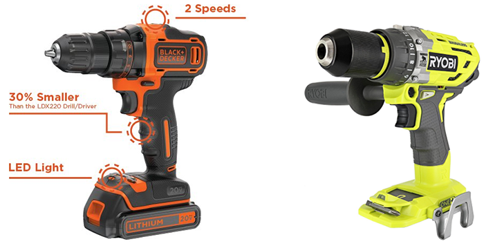 Black And Decker VS Ryobi Weed Eater
