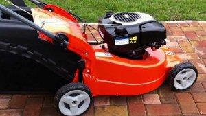 Lawn Mower 750 DOV Briggs and Stratton