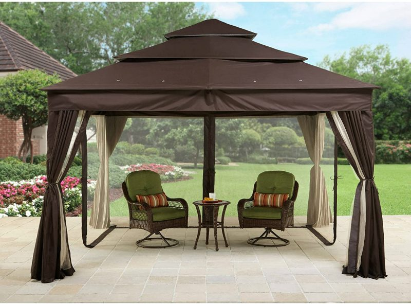 Backyard Tents for All Weather