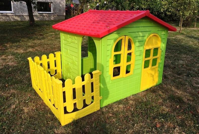 Garden House Play tent