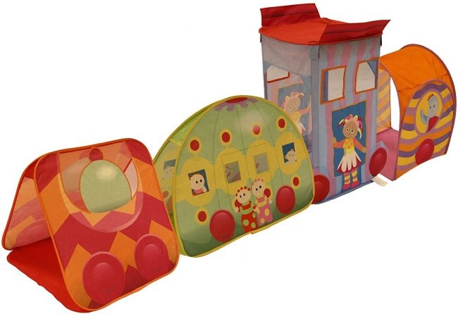 In The Night Garden Ninky Nonk Train Pop Up Tent