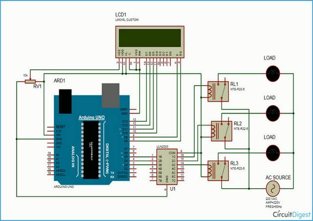 Design Of Wireless Home Automation And Security System Using Pic Microcontroller
