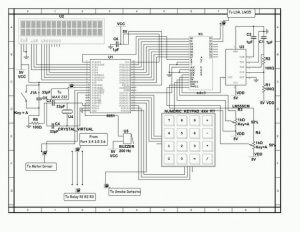Home Security System And Automation Circuit Design